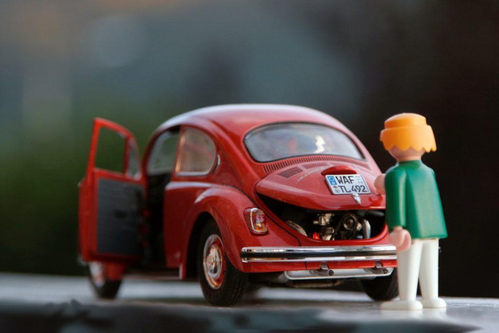 Playmobil Automobil