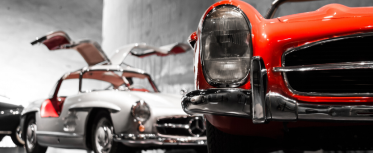 How to use indices to start investing in classic cars