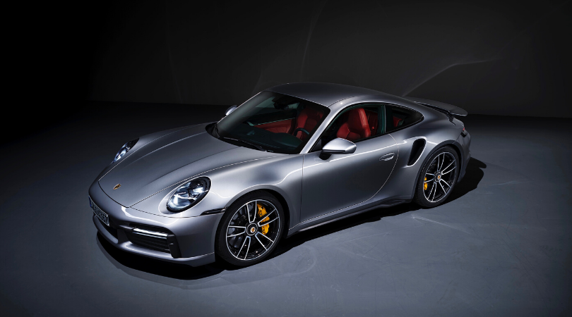 The 2020 911 Turbo S. Source: Porsche AG