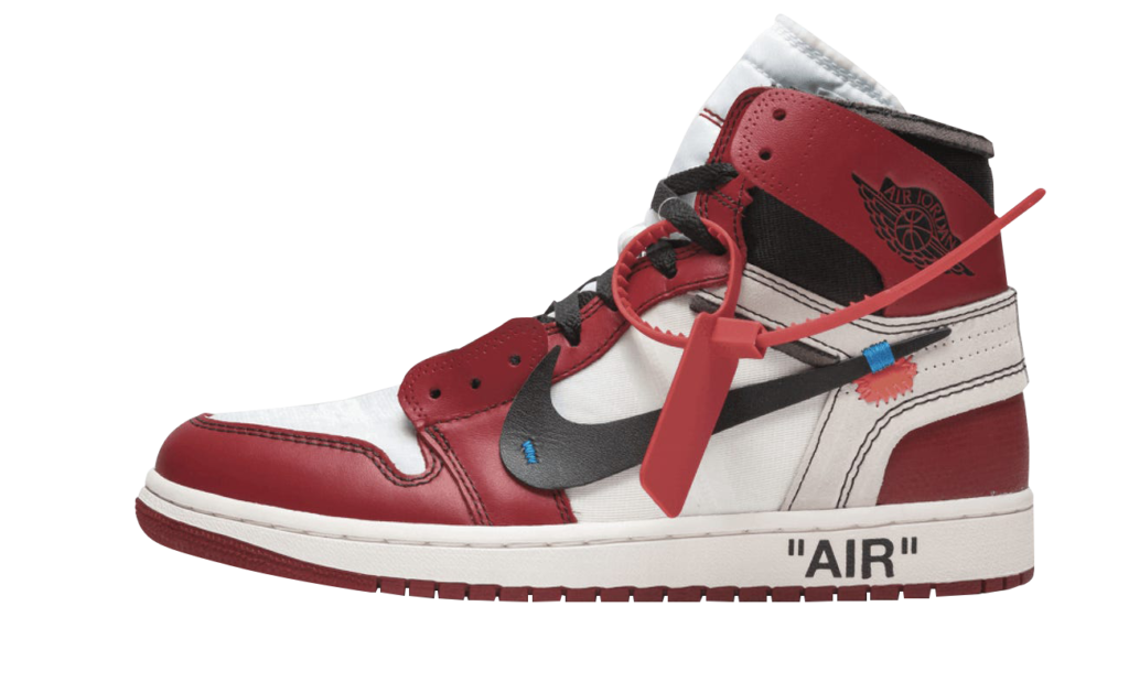 Mala fe página Meandro  Nike x Off-White Jordan 1 Chicago as profitable investment
