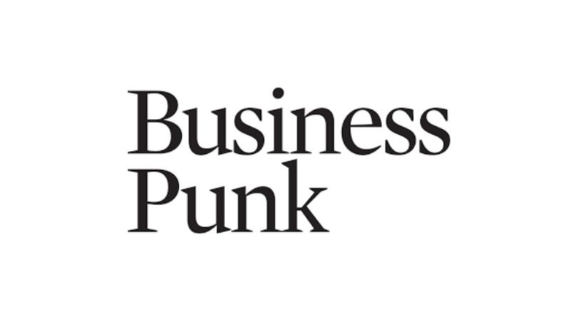 Business Punk Logo